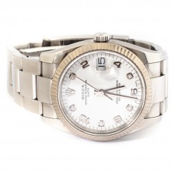 ROLEX DATE DIAMONDS 34MM 2008